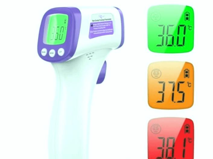 Los 5 mejores termómetros digitales para la fiebre