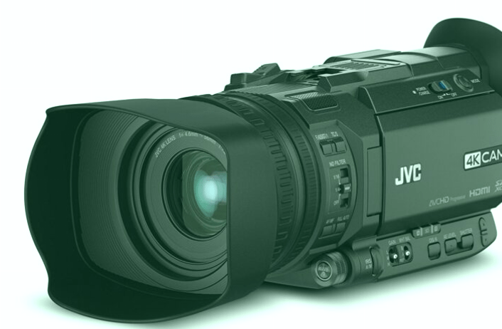 Las 3 mejores videocámaras JVC