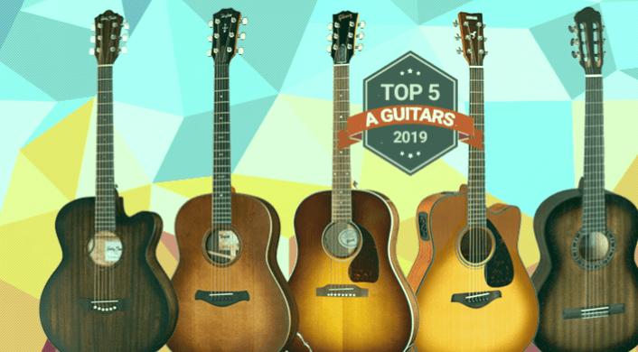 Las 5 mejores guitarras acústicas Gibson