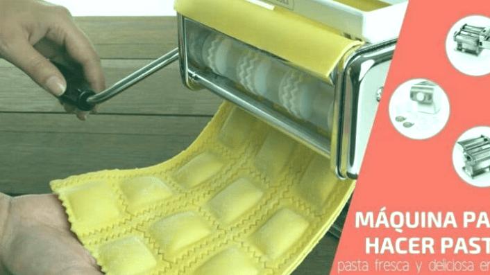 Las 5 mejores máquinas de pasta fresca para uso doméstico