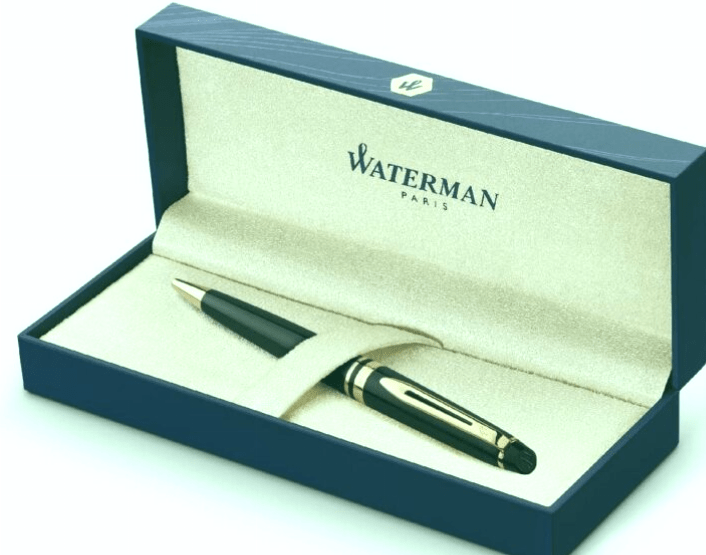 Los 3 mejores bolígrafos Waterman
