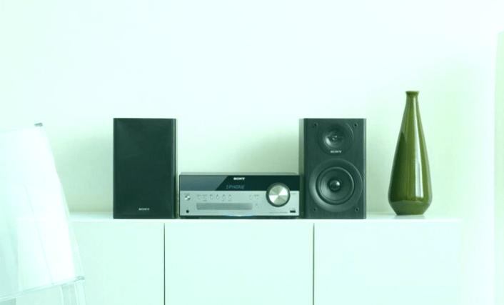 Los 3 mejores sistemas Micro HiFi de Sony