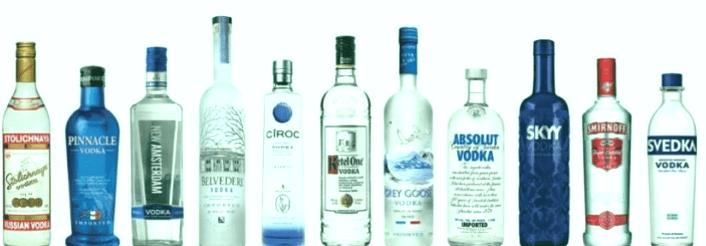 Los 3 mejores vodkas (también del mundo)