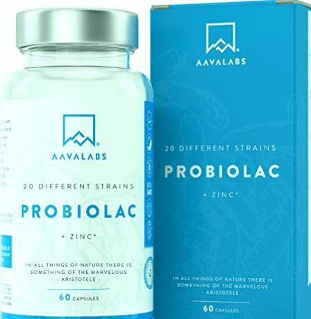 Los 5 mejores probióticos con prebióticos