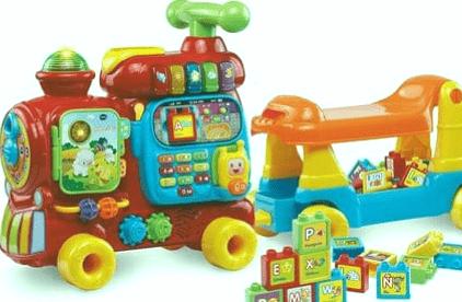 Los 5 mejores regalos para bebés de 1 año (para niños y niñas)