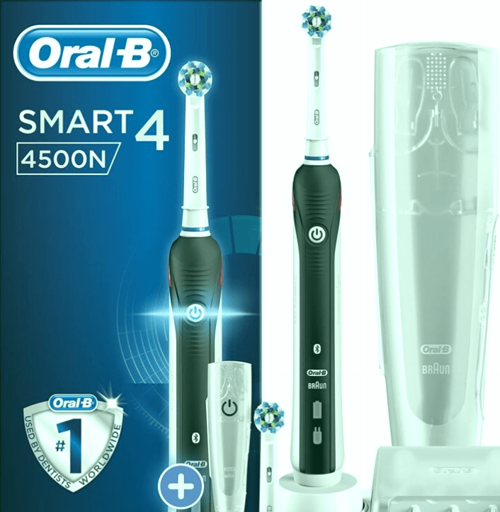 Oral-B SmartSeries 4 4500N – Revisión, opiniones, precios