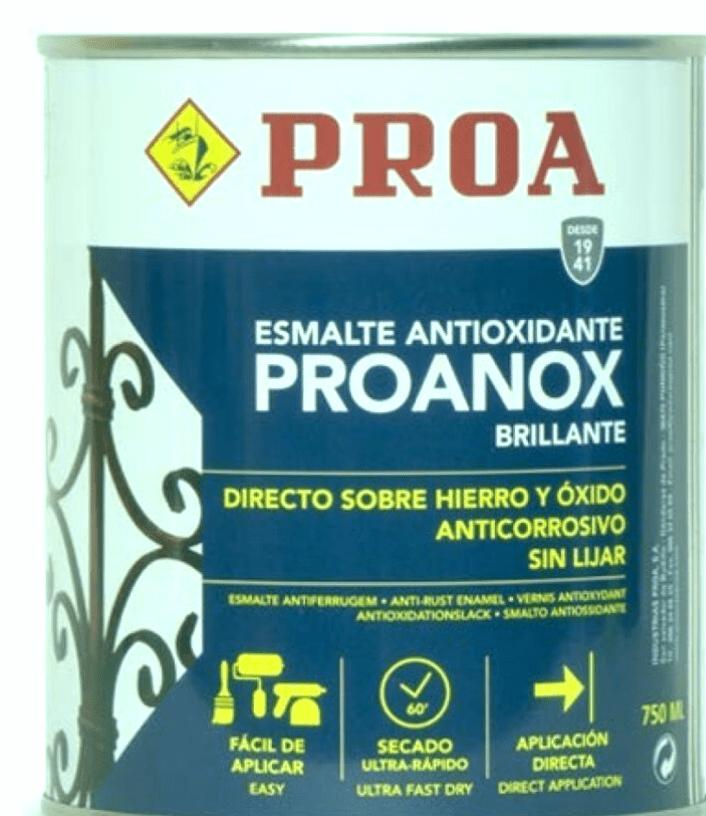 Las 3 mejores pinturas antioxidantes para hierro externo