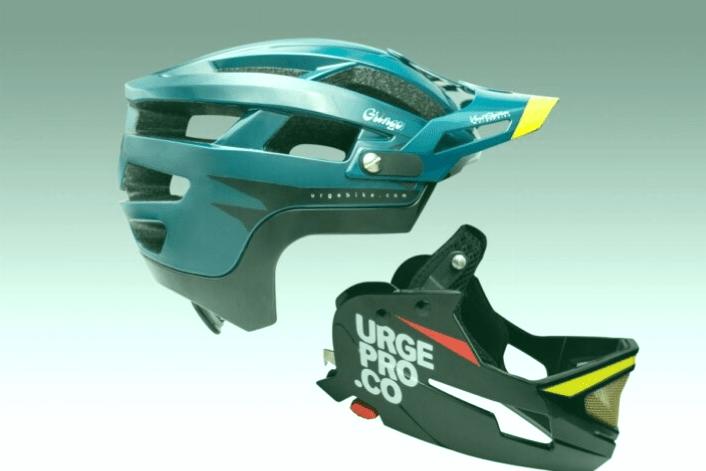 Los 3 mejores cascos de MTB con mentonera extraíble