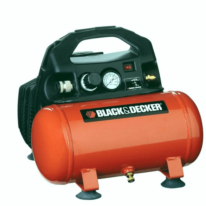 Los 3 mejores compresores portátiles Black + Decker