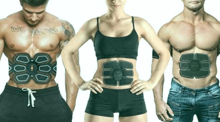Los 5 mejores electroestimuladores para abdominales