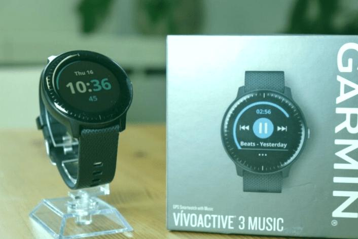 Garmin Vivoactive 3 – Revisión, opiniones, precios