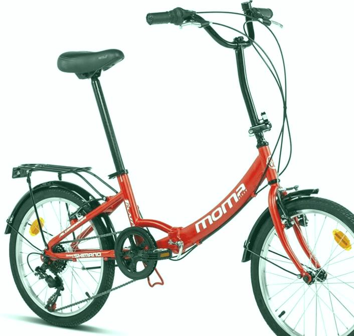 Las 3 mejores bicicletas plegables plegables