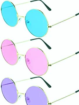 Las 3 mejores gafas de sol redondas