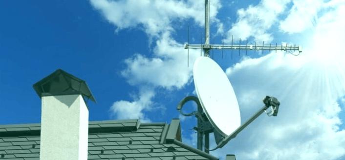 Las 5 mejores antenas parabólicas