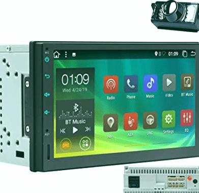 Las 5 mejores radios de coche de 2 DIN con navegador GPS – Enero de 2021