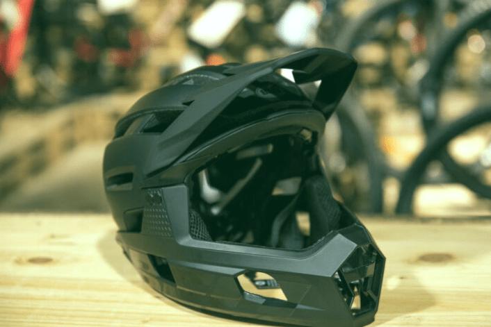 Los 3 mejores cascos integrales para MTB