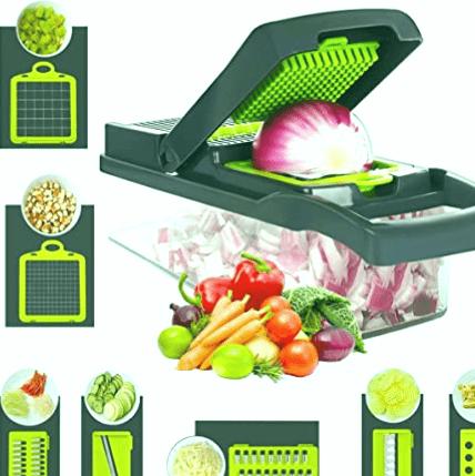 Los 3 mejores cortadores de verduras manuales
