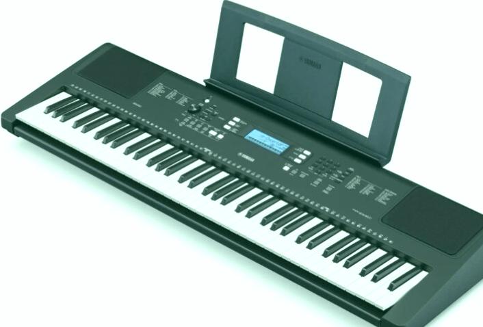 Los 3 mejores teclados musicales de Yamaha