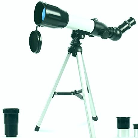 Los 3 mejores telescopios para niños