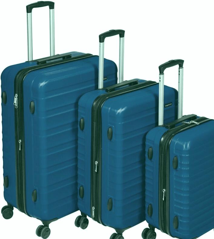 Los 5 mejores juegos de maletas duras