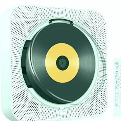 Los 5 mejores reproductores de CD portátiles
